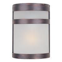 Maxim 65000FTOI Arc LED E26 LED 9 inch Oil Rubbed Bronze Outdoor Wall Mount