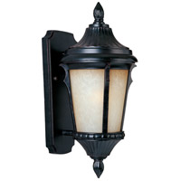 Odessa LED 16 inch Espresso Outdoor Wall Mount