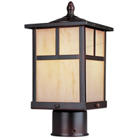Coldwater LED 12 inch Burnished Outdoor Pole/Post Mount