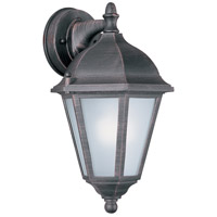 Maxim 65100RP Westlake LED 15 inch Rust Patina Outdoor Wall Mount