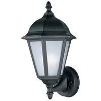 Maxim 65102BK Westlake LED 15 inch Black Outdoor Wall Mount