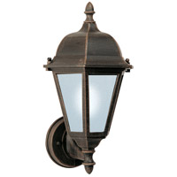 Maxim 65102RP Westlake LED 15 inch Rust Patina Outdoor Wall Mount