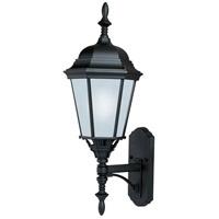Maxim 65103BK Westlake LED 24 inch Black Outdoor Wall Mount