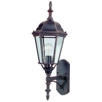 Maxim 65103RP Westlake LED 24 inch Rust Patina Outdoor Wall Mount