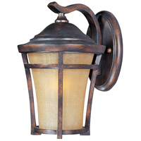 Balboa LED 14 inch Copper Oxide Outdoor Wall Mount
