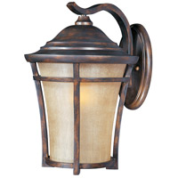 Balboa LED 18 inch Copper Oxide Outdoor Wall Mount