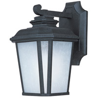 Maxim 65642WFBO Radcliffe LED E26 LED 11 inch Black Oxide Outdoor Wall Mount