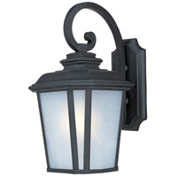 Maxim 65644WFBO Radcliffe LED E26 LED 17 inch Black Oxide Outdoor Wall Mount