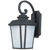 Maxim 65646WFBO Radcliffe LED E26 LED 21 inch Black Oxide Outdoor Wall Mount