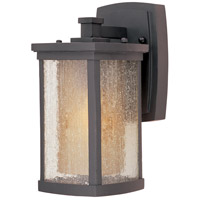 Bungalow LED 11 inch Bronze Outdoor Wall Mount