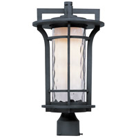 Maxim 65780WGBO Oakville LED 18 inch Black Oxide Outdoor Pole/Post Mount