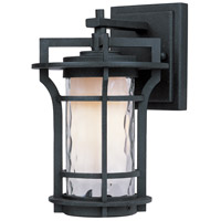 Maxim 65782WGBO Oakville LED 10 inch Black Oxide Outdoor Wall Mount