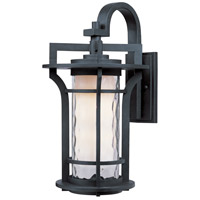 Maxim 65784WGBO Oakville LED 14 inch Black Oxide Outdoor Wall Mount
