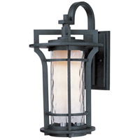Maxim 65785WGBO Oakville LED 18 inch Black Oxide Outdoor Wall Mount