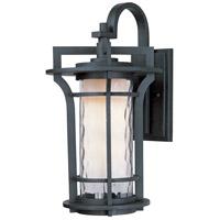 Maxim 65785WGBO Oakville LED 18 inch Black Oxide Outdoor Wall Mount