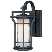 Maxim 65786WGBO Oakville LED 21 inch Black Oxide Outdoor Wall Mount