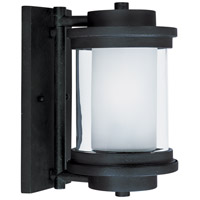 Maxim 65862CLFTAR Lighthouse LED E26 LED 10 inch Anthracite Outdoor Wall Sconce