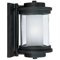 Lighthouse LED 13 inch Anthracite Outdoor Wall Mount