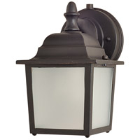 Maxim 66924EB Side Door LED 9 inch Empire Bronze Outdoor Wall Mount