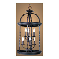 Maxim Lighting Cage 6 Light Pendant in Oil Rubbed Bronze 7113OI