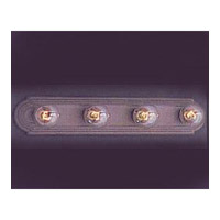 Maxim Lighting Essentials 4 Light Bath Light in Country Stone 7124CS