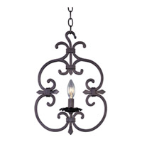 Maxim Lighting Tahoe 1 Light Pendant in Kentucky Bronze 7763KB