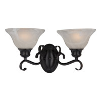Maxim Lighting Pacific 2 Light Bath Light in Kentucky Bronze 8020MRKB