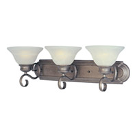 Maxim Lighting Pacific 3 Light Bath Light in Pewter 8023MRPE