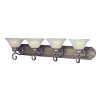 Maxim Lighting Pacific 4 Light Bath Light in Pewter 8024MRPE
