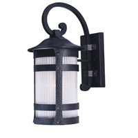 Casa Grande EE 1 Light 17 inch Anthracite Outdoor Wall Mount