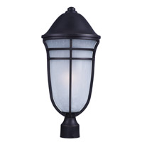 Maxim 84100WPAT Westport DC EE 1 Light 23 inch Artesian Bronze Outdoor Pole/Post Mount