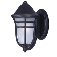 Maxim 84102WPAT Westport Dc Ee 1 Light 12 inch Artesian Bronze Outdoor Wall Mount