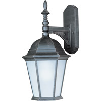 Maxim 85104RP Westlake Energy Efficient 1 Light 19 inch Rust Patina Outdoor Wall Mount