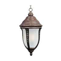 Maxim Lighting Whittier EE 1 Light Outdoor Hanging Lantern in Earth Tone 85111ICET