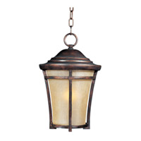 Maxim Lighting Balboa VX Energy Efficient 1 Light Outdoor Hanging Lantern in Copper Oxide 85167GFCO