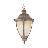 Maxim Lighting Morrow Bay EE 1 Light Outdoor Hanging Lantern in Earth Tone 85187LTET
