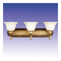 Maxim Cosmopolitan PL 3 Light Bath Vanity in Kentucky Bronze 85264FIKB