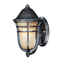 Maxim Lighting Westport VX Energy Efficient 1 Light Outdoor Wall Mount in Artesian Bronze 85402MCAT
