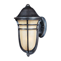 Maxim Lighting Westport VX Energy Efficient 1 Light Outdoor Wall Mount in Artesian Bronze 85403MCAT