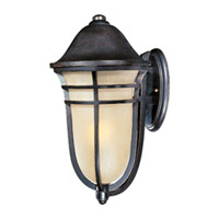 Maxim Lighting Westport VX Energy Efficient 1 Light Outdoor Wall Mount in Artesian Bronze 85404MCAT