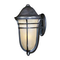 Maxim Lighting Westport VX Energy Efficient 1 Light Outdoor Wall Mount in Artesian Bronze 85405MCAT
