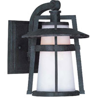 Maxim Lighting Calistoga 1 Light EE Outdoor Wall Lantern in Adobe 85432SWAE