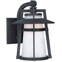 Maxim 85434SWAE Calistoga 1 Light 13 inch Adobe Outdoor Wall Lantern