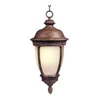 Maxim Lighting Knob Hill Energy Efficient 1 Light Outdoor Hanging Lantern in Sienna 85468SFSE