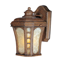Maxim Lighting Lake Shore VX EE 1 Light Outdoor Wall Mount in Antique Pecan 85482LTAP