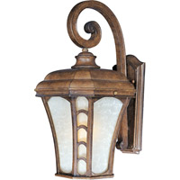 Maxim Lighting Lake Shore VX Energy Efficient 1 Light Outdoor Wall Mount in Antique Pecan 85484LTAP