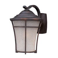 Balboa DC Energy Efficient 1 Light 15 inch Copper Oxide Outdoor Wall Mount