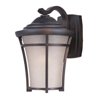 Maxim 85506LACO Balboa DC EE 1 Light 17 inch Copper Oxide Outdoor Wall Mount