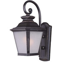 Maxim Lighting Knoxville 1 Light EE Outdoor Wall Lantern in Bronze 85627FSBZ