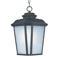 Maxim Lighting Radcliffe Energy Efficient 1 Light Outdoor Hanging Lantern in Black Oxide 85649WFBO